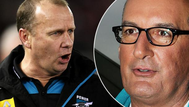 Hinkley: I'm staying as Port coach