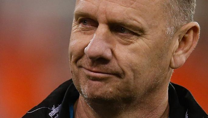 Kane Cornes Says He's Getting Edgy About Hinkley's Future At Port Adelaide