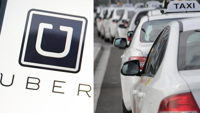 Cab Drivers Kick Off Over Uber At Adelaide Airport Today