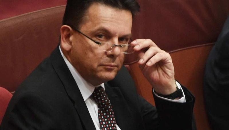 Nick Xenophon headling to High Court