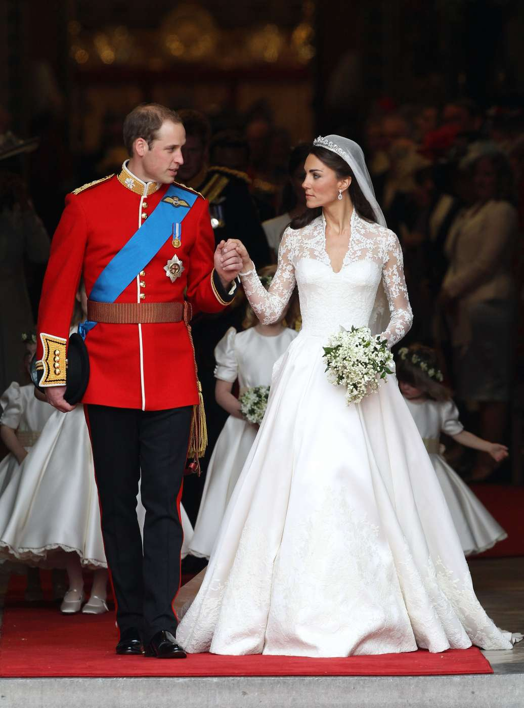 11 iconic celebrity wedding dresses